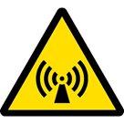 Neionizující záření - 20×20/ fólie