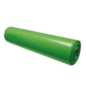 Pytle na odpad 120 l - zelené 50 mic (25 ks)