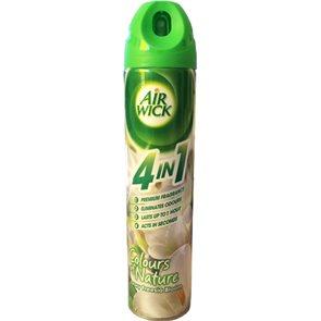 Air Wick osvěžovač vzduchu ve spreji - bílé květy 240 ml