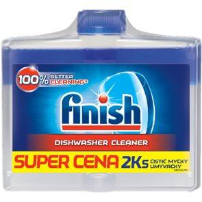 Finish čistič myček Lemon 250 ml - DUO 1+1
