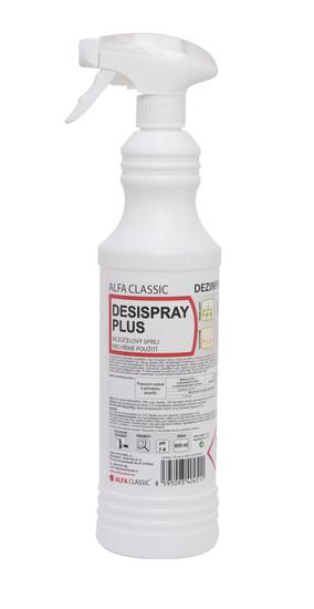 DESISPRAY PLUS nechlorová univerzální dezinfekce - 800 ml