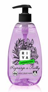 RIVA mýdlo antibakteriální  - 500 ml