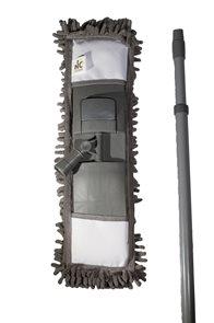 Mop GREY CHENILLE + teleskopická tyč