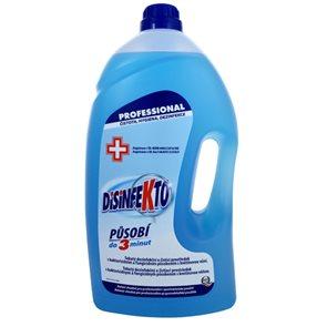 DISINFEKTO dezinfekční přípravek bez chlóru s květinovou vůní - 5 L