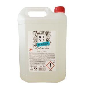 RIVA dezinfekční mýdlo - 5 L