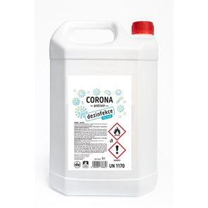 Corona dezinfekce na ruce - 5 L
