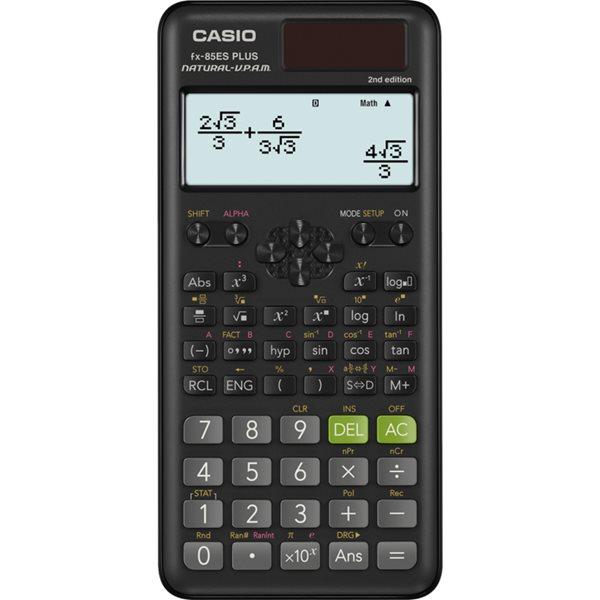 Casio Kalkulačka FX 85 ES PLUS - školní