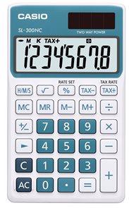 Casio Kalkulačka SL 300 NC BU - modrozelená
