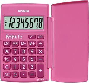 Casio Kalkulačka LC 401 LV PK - pink