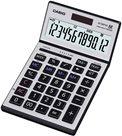 Casio Kalkulačka JS 120TVS SR - stříbrná