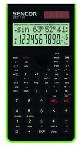 Kalkulačka Sencor SEC 160 GN - zelená