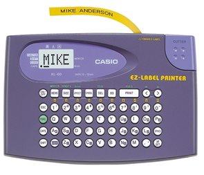 Casio Tiskárna štítků KL60