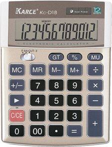 Kalkulačka KARCE KC D18/12
