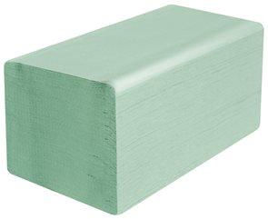 Z-Z ručníky SMARTLINE 1 vrstvé - zelené (250 ks)