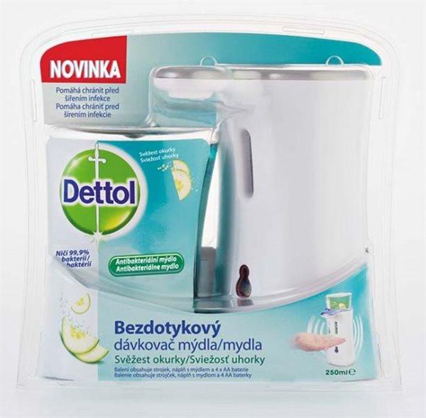 Detol automatický zásobník na mýdlo