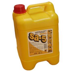 SA-5 dezinfekční přípravek - 5 L