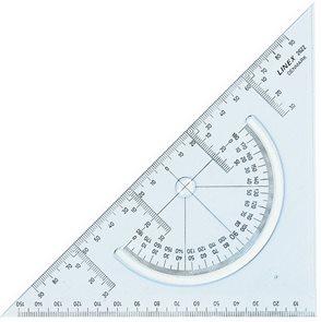 Linex Geometrický trojúhelník - kombinovaný
