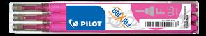 Pilot FriXion Point Náplň sada 3 ks - růžová