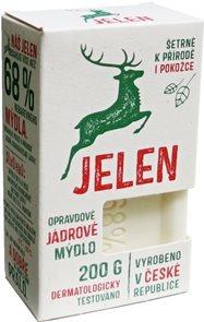Jelen - jádrové mýdlo 200 g