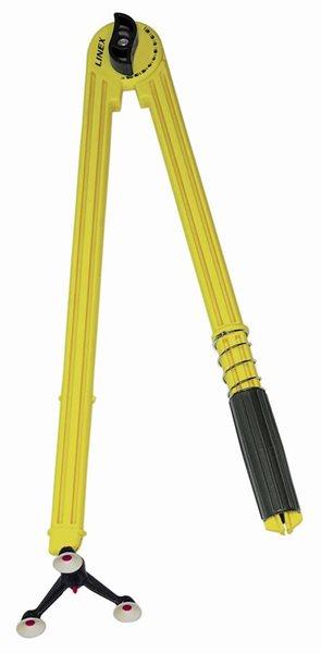 Linex Tabulové kružítko 45 cm s přísavkami