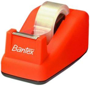 Bantex Odvíječ lepící pásky TD100 - oranžový