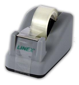 Bantex Odvíječ lepící pásky PTD 200 - šedostříbrný