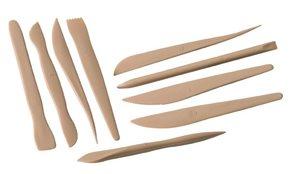Creall  Modelovací špachtle - 14 kusů