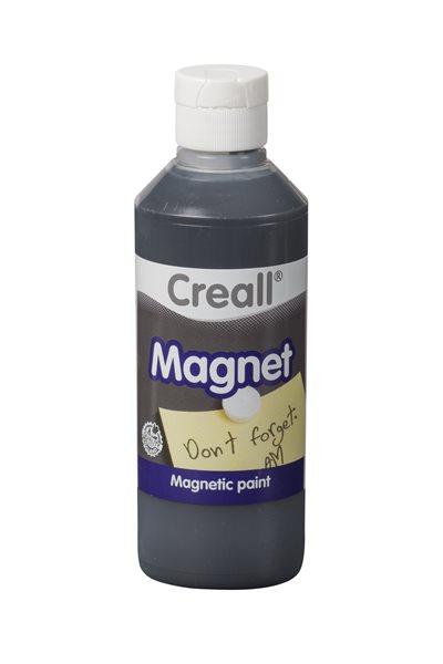 Creall Magnetická barva 250 ml - černá