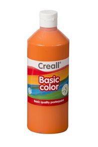Temperová barva Creall 500 ml - oranžová