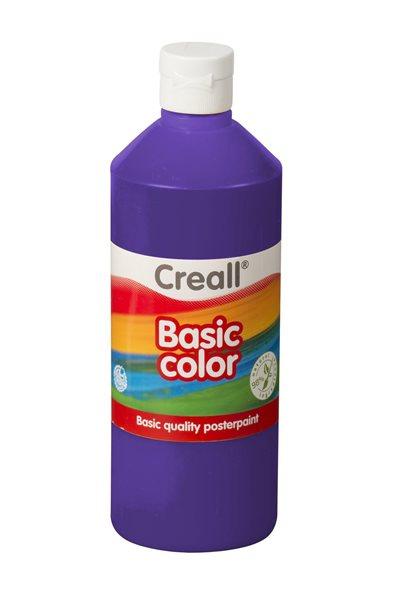 Temperová barva Creall 500 ml fialová