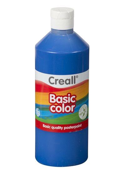 Temperová barva Creall 500 ml námořnická modrá