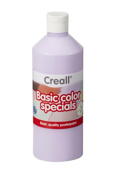 Temperová barva Creall 500 ml pastelově fialová