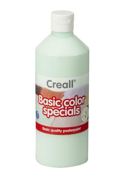 Temperová barva Creall 500 ml pastelově zelená