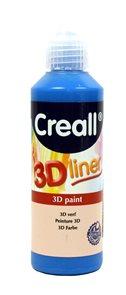 Barva 3D Liner, 80 ml, modrá Creall