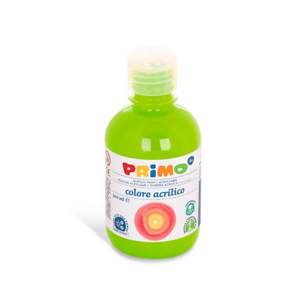 Primo Akrylová barva Acrilica, 300 ml - světle zelená, Sleva 20%