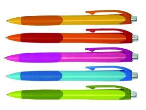 Spoko Kuličkové pero Fruity 0,5 mm - mix barev