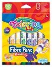 Dětské fixy Colorino - 8 barev, věk 1+