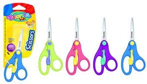 Dětské nůžky se zarážkou - 14 cm
