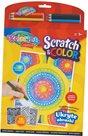 Scratch omalovánky - 12 motivů