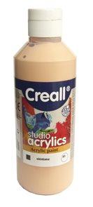 Akrylová barva Creall 250 ml - tělová