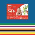APLI Pěnovka 60 x 40 cm - 10 barev