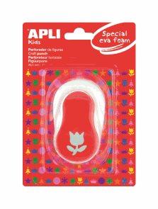 Děrovačka na papír i pěnovku - tulipán - 25,4 mm