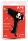 Tavná pistole APLI, 20W + 2 tavné tyčinky