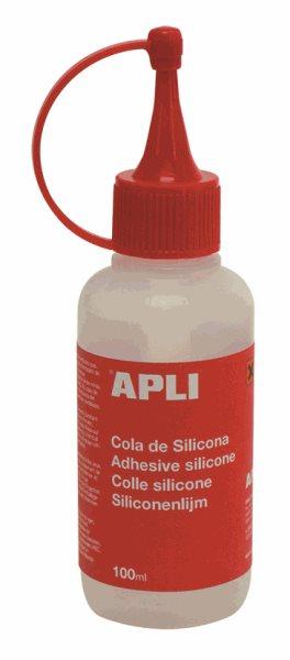 Silikonové lepidlo APLI - 100 ml