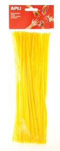 Modelovací drátky APLI - žluté - 50 ks