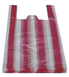 Taška mikrotenová 4 kg - pruh (100 ks)