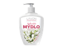 Lavon tekuté mýdlo s pumpičkou 500 ml - sněženka (bílé)
