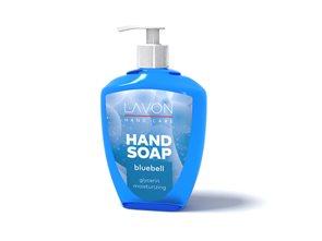 Lavon tekuté mýdlo s pumpičkou 500 ml - pomněnka (modré)