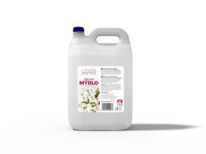 Lavon tekuté mýdlo 5 l - sněženka (bílé)