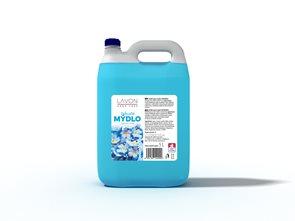 Lavon tekuté mýdlo 5 l - pomněnka (modré)
